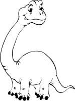 Dinosaurier 01 DH Aufkleber