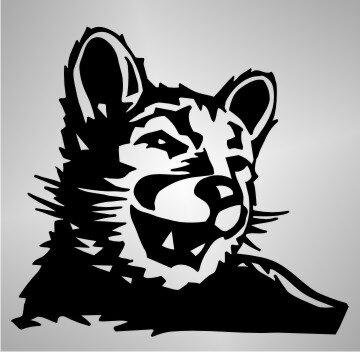 Puma Aufkleber MO03