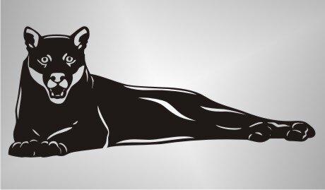 Puma Aufkleber M04
