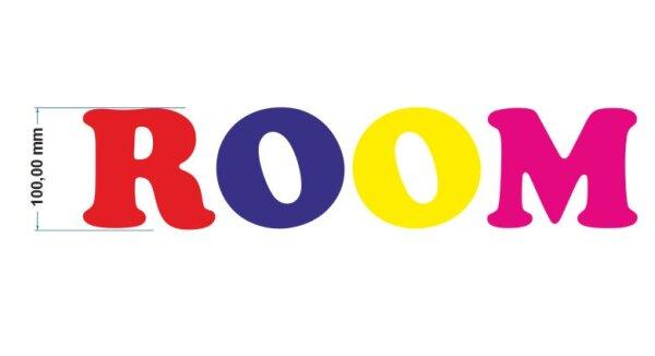 Wandtattoo Buchstaben Selbst Gestalten Buchstaben Gross