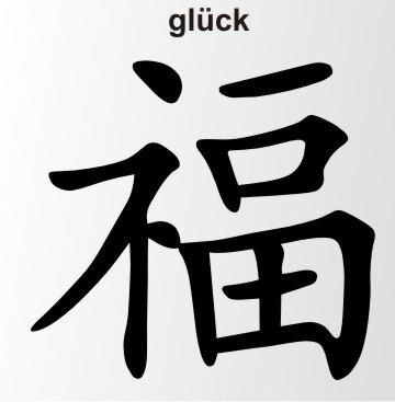 Indisches Zeichen FД'ВјR GlД'ВјCk