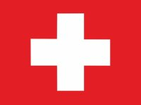 Aufkleber Landesfahne Flagge Schweiz fürs Auto