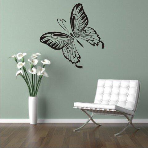 Wandtattoo Schmetterling Mo08