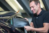 3D Carbon Folie mit Luftkanälen selbstklebend...