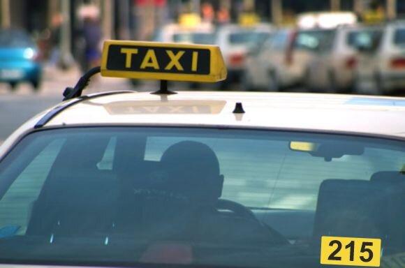 taxi ordnungsnummer als aufkleber f r heckscheibe. Black Bedroom Furniture Sets. Home Design Ideas