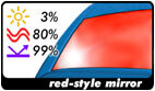red-style miror