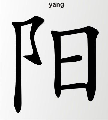 yang china zeichen
