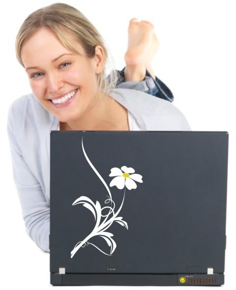 notebook dekor aufkleber