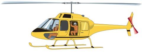 hubschrauber helicopter aufkleber