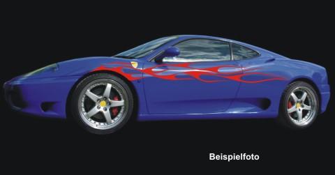 Flammenaufkleber  Flames Seitenaufkleber  Flammen  Auto