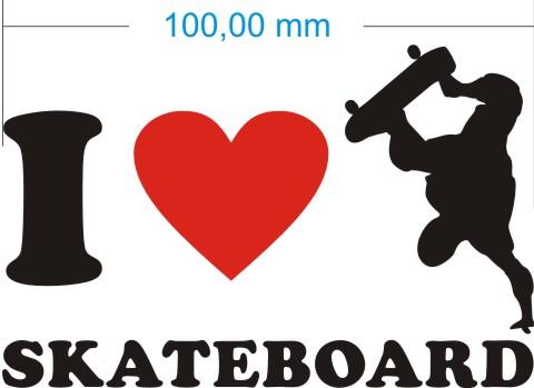 skateboard aufkleber