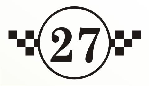 startnummer rennnummer aufkleber