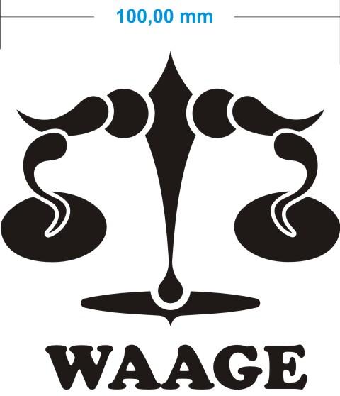 waage libra sternzeichen