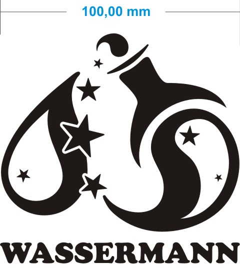 wassermann aquarius sternzeichen