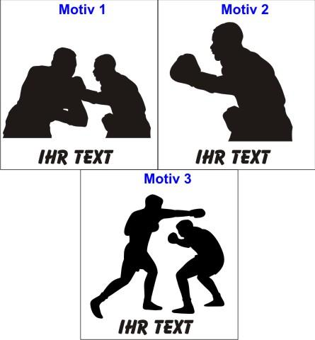 boxen aufkleber