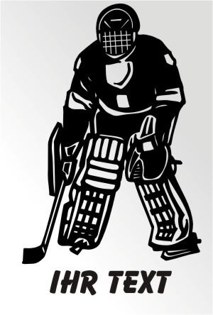 hockey aufkleber