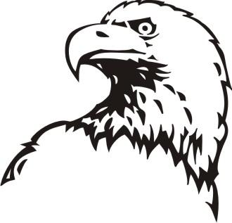 eagle aufkleber