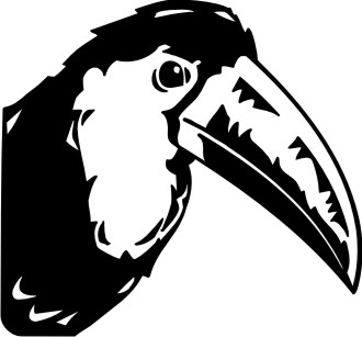 tukan aufkleber