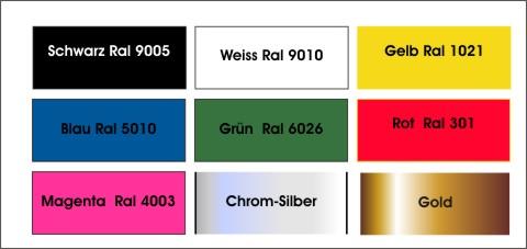 farbenkarte wandtattoo